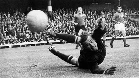 On This Day Legendary Goalkeeper Lev Yashin Would've