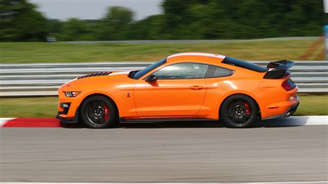 Track Test: 2020 Ford Mustang Shelby GT500 Puts Down a