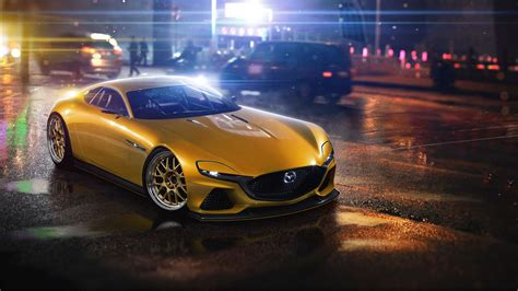 Mazda RX Vision Concept Wallpapers | HD Wallpapers | ID #16392