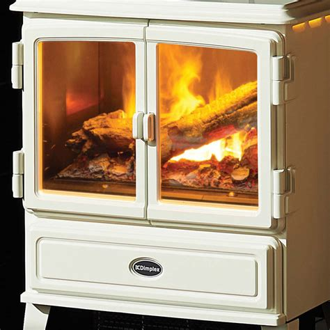 Dimplex Auberry Opti-Myst Electric Stove - Fireplaces Are Us