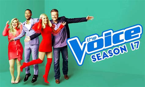 Watch The Voice Season 17 Online Live From Anywhere