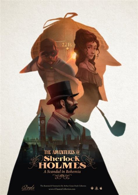 The adventures of Sherlock Holmes · iClassics collection