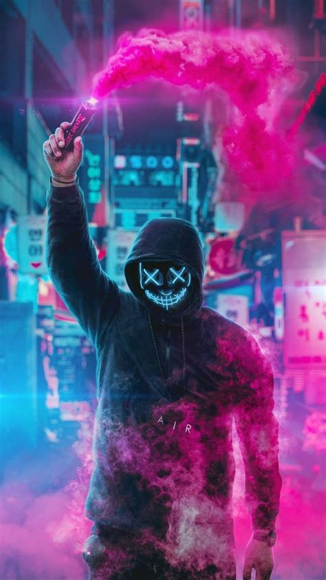 Purge mask wallpaper by Stone43 - fa - Free on ZEDGE™