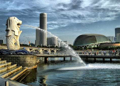 Singapore Map, Attractions, Airport, Tourism & Travel