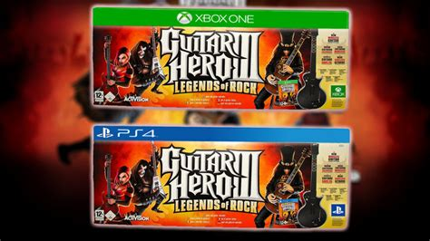 Petition · Activision: Release Guitar Hero 3 Legends Of