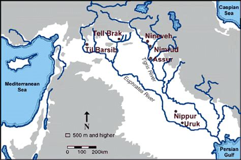 Til Barsib, Syria - archaeological recreations and