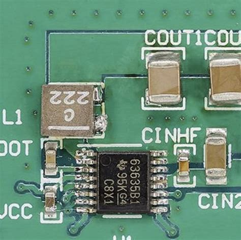 New DC-DC Converter from TI Emphasizes Flexibility and Low