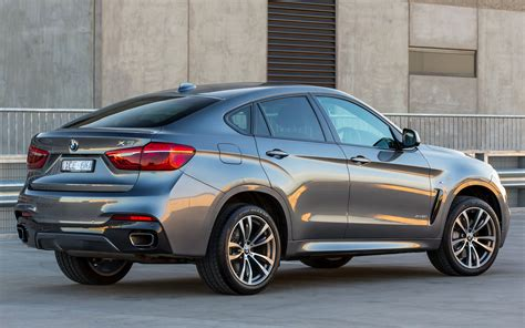 2015 BMW X6 M Sport (AU) - Wallpapers and HD Images   Car
